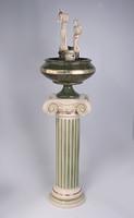 Напольный фонтан Данаиды малахит, Россия