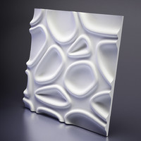 3D панель гипсовая Capsul, Artpole, Россия