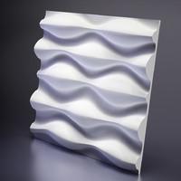 3D панель гипсовая Drop, Artpole, Россия