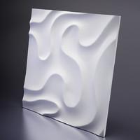 3D панель гипсовая Fog 1, Artpole, Россия
