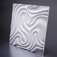 3D панель гипсовая Foggy 2, Artpole, Россия