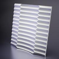 3D панель гипсовая Ruffle, Artpole, Россия