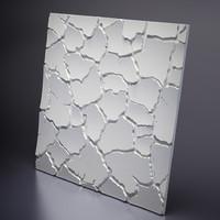 3D панель гипсовая Sahara, Artpole, Россия
