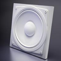 3D панель гипсовая Sound, Artpole, Россия