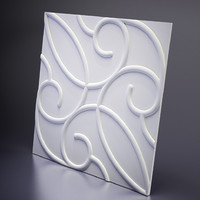 3D панель гипсовая Zafira, Artpole, Россия