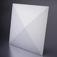 3D панель гипсовая Zoom X4, Artpole, Россия