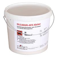 Клей SILCADUR-HFS, ведро 6,5 кг