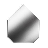 ПРЕДТОПОЧНЫЙ ЛИСТ VPL031-INBA, 1000Х800, ЗЕРКАЛЬНЫЙ (ВУЛКАН)