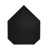 ПРЕДТОПОЧНЫЙ ЛИСТ VPL031-R9005, 1000Х800, ЧЕРНЫЙ (ВУЛКАН)