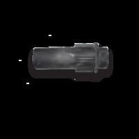 Труба стартовая чугунная, Ф150мм, дл.500мм