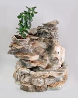 Напольный фонтан Денежное дерево, Россия