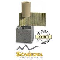 Дымоход Schiedel Uni, 0,33 м, одноходовой