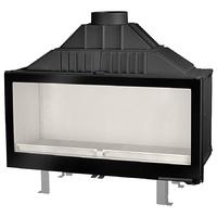 Топка LCI 11 GF BG, черное стекло (Liseo Castiron)