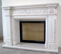 Портал PRESTON II White, с пластинами (Continental)