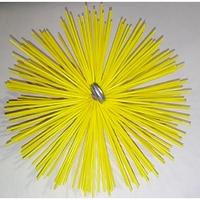 Щетка для дымохода, диаметр 200 мм, нейлон (DMO)