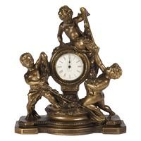 Часы настольные / каминные Путти