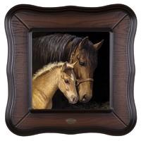 Репродукция картины Лошадь и жеребёнок