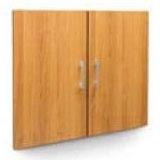 Деревянная дверца с 2 створками, ламинат, малая (Palazzetti)