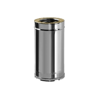 Труба V50R L500 D300/400, нерж 321/304 (Вулкан)