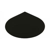 Предтопочный лист, каплеобразный, металл (Hark)
