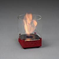 Биокамин Nano 1 Premium Red (Биокамин Нано 1 красный), Silver Smith, Россия