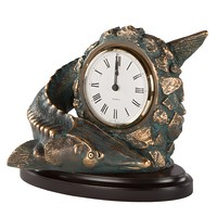 Часы настольные / каминные Осетр