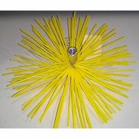 Щетка для дымохода, диаметр 250 мм, нейлон (DMO)
