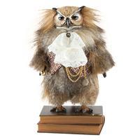 Филин Барон Лейтон - коллекционная кукла