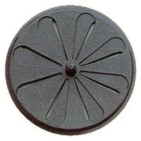 Решетка каминная, 013.132RE100 (Dixneuf)