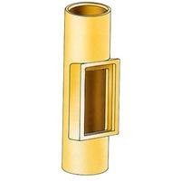 Керамическая труба с ревизией D250, 0,66м (Hart)