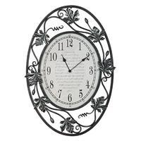 Часы настенные Первое свидание (овал)