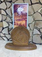 Подставка для каминных спичек, 004.37 (Dixneuf)