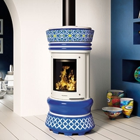 Комплект керамики Ischia для печи Lady Fire (Palazzetti)