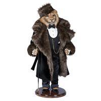 Лев Месье Герцен - коллекционная кукла