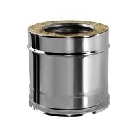 Труба V50R L250 D300/400, нерж 321/304 (Вулкан)