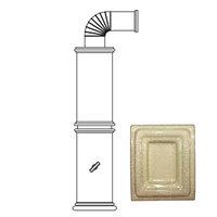Колонна керамическая 90 см, L2 (Sergio Leoni)