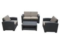 Плетеный комплект мебели из ротанга AFM-2017B