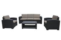 Плетеный комплект мебели из ротанга AFM-3017B