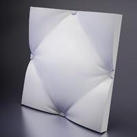 3D панель гипсовая Ampir, Artpole, Россия