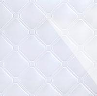 Стеклянная плитка DYQS 3D белый 300 х 200 мм, Artpole, Россия