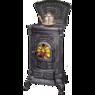 Печь-камин Ingrid (печь Ингрид)