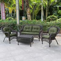 Плетеный комплект мебели из ротанга LV520GG