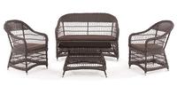 Плетеный комплект мебели из ротанга Y306-2/ Y306/ ST306