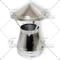 Зонт на трубу с изоляцией 50 мм