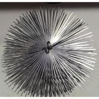 Щетка для дымохода, диаметр 250 мм, сталь (DMO)