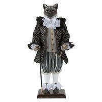 Кот Виконт - коллекционная кукла