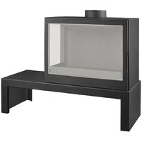 Печь LCI 7 GFL Table, стекло слева (Liseo Castiron)