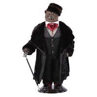 Медведь Шаляпин - коллекционная кукла