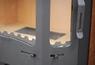 Печь Бавария Призматик с плитой и теплообменником ПКПТ 030
