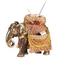 Статуэтка Слон (игольница)